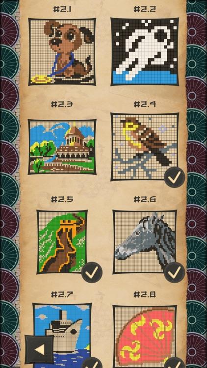 Nonograms CrossMe screenshot-5