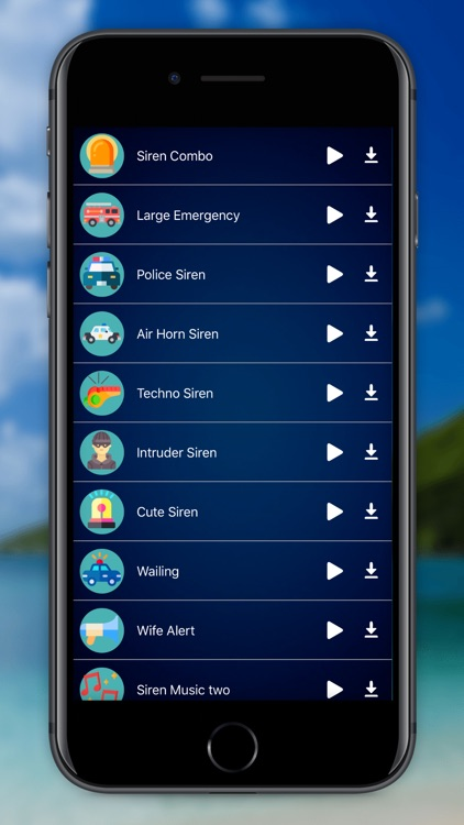Emergency Sounds + screenshot-3