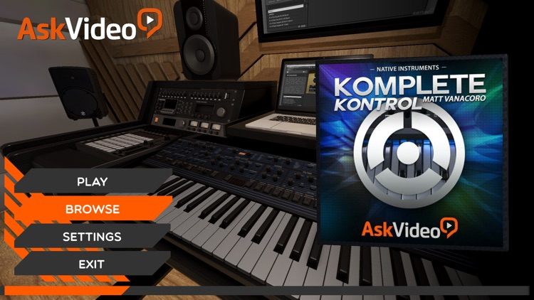 Exploring for Komplete Kontrol screenshot-0