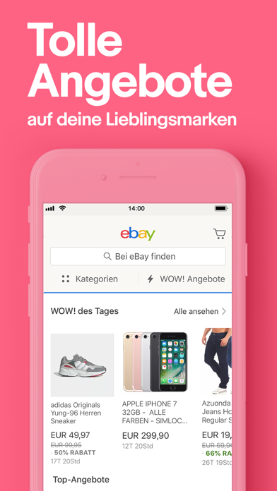 Herunterladen eBay – Herbst-Angebote für Pc