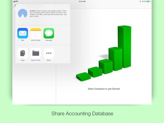 eAccounting screenshot