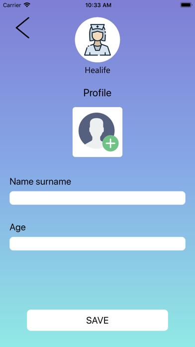 Healife Screenshot