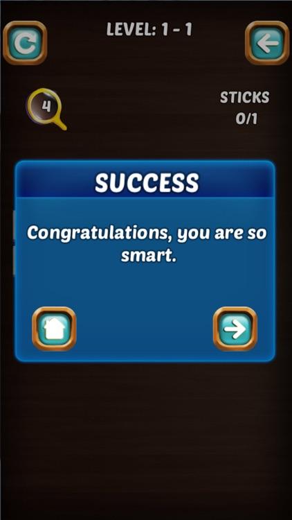 Math Match Stick Puzzle screenshot-9