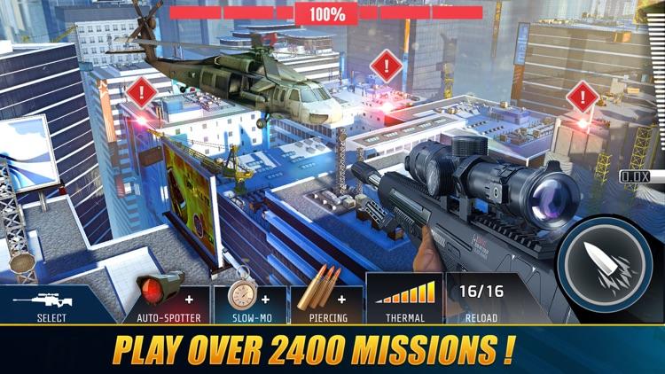 Kill Shot Bravo: Sniper Game screenshot-0