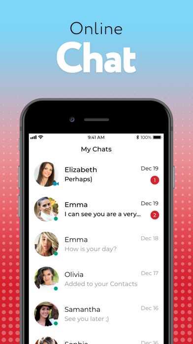 Dating.com: Meet New People Screenshot