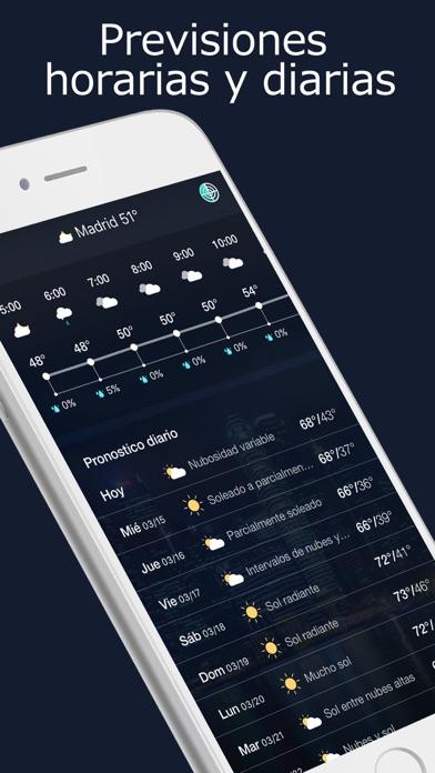 Screenshot for Live Weather: Alert & Forecast in Peru App Store