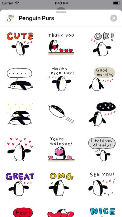 Penguin Purs screenshot 1