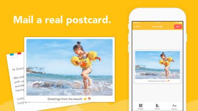 Postcard: #1 postcard app screenshot
