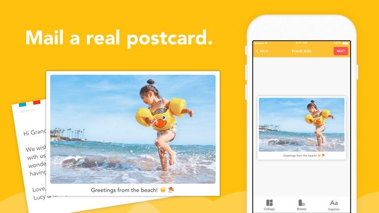 Postcard: #1 postcard app