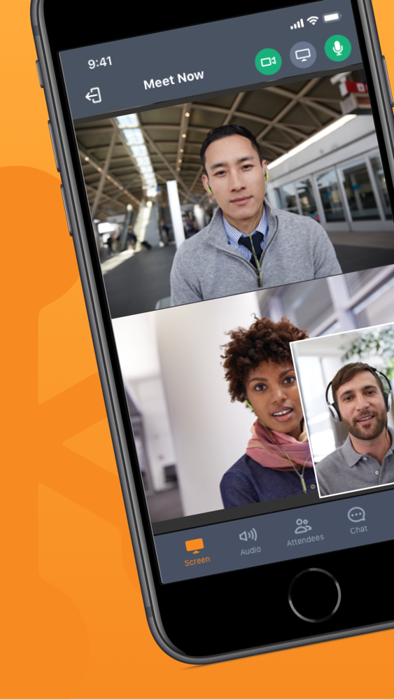 GoToMeeting App for iPhone - Free Download GoToMeeting for