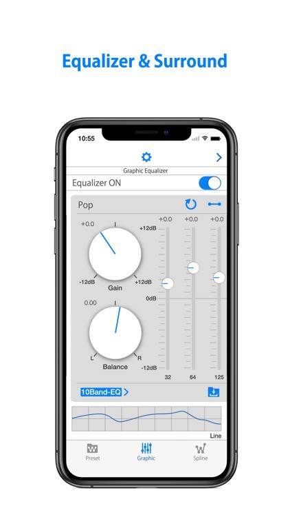 Hi-Res music player-NePLAYER screenshot-4