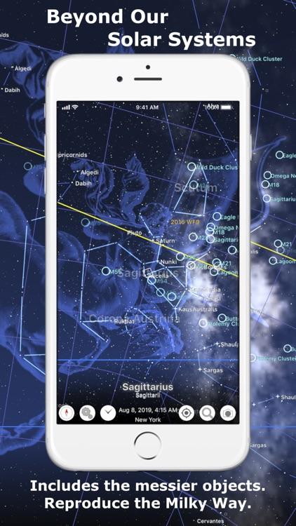 AR Planisphere
