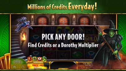 Wizard of Oz: Casino Slots Screenshot