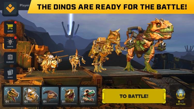 Dino Squad Online screenshot-4