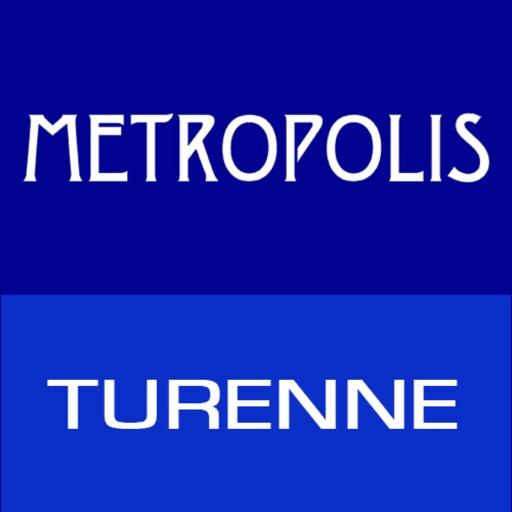 Métropolis et Turenne