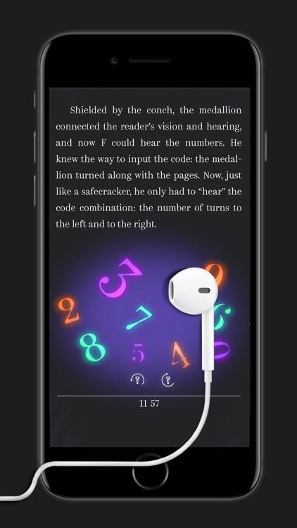 Maginary — immersive game book screenshot-4