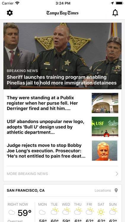 Tampa Bay Times screenshot-0