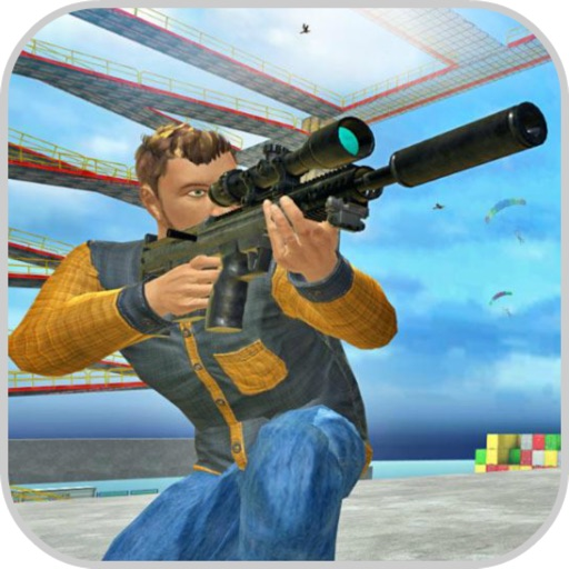 Shoot Down Enemies Sniper