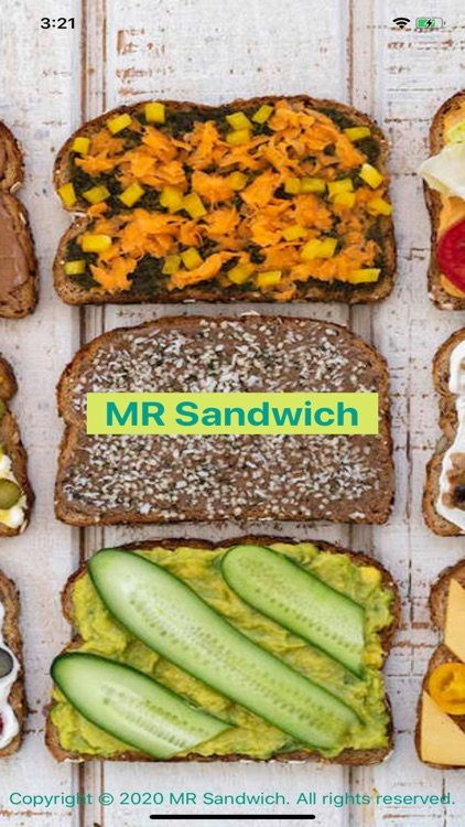 MR SandWich K screenshot-0
