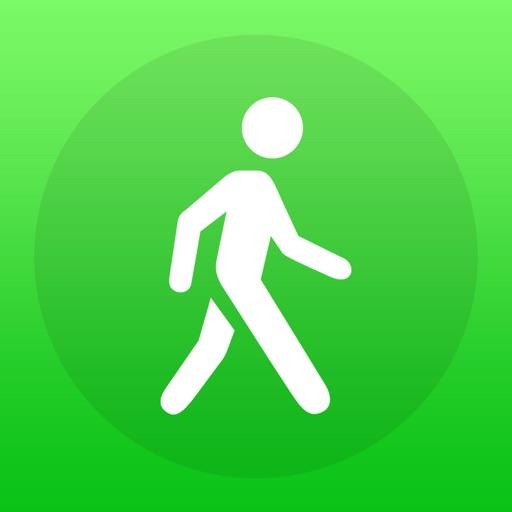 Stepz - Step Counter & Tracker iOS App