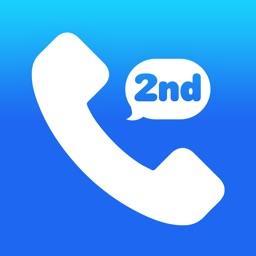 2ndLine - 2nd Phone Number