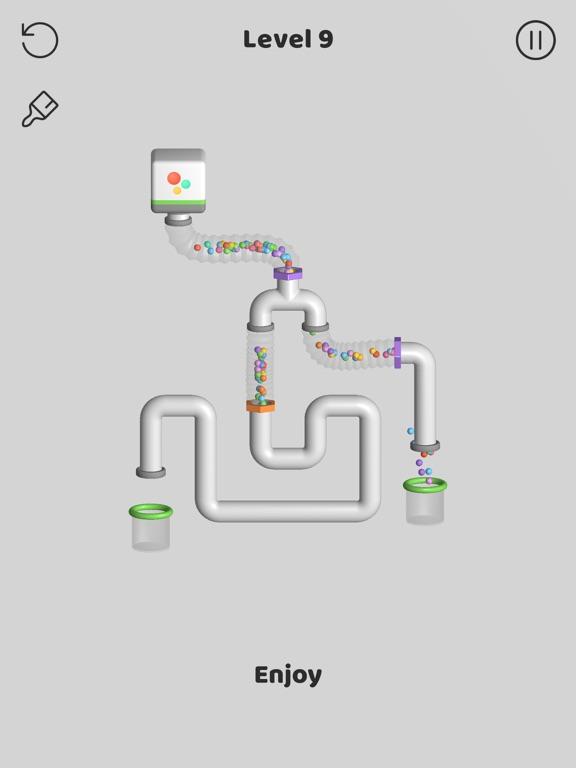 Ball Pipes screenshot 9