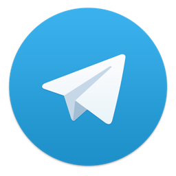 Ícone do app Telegram