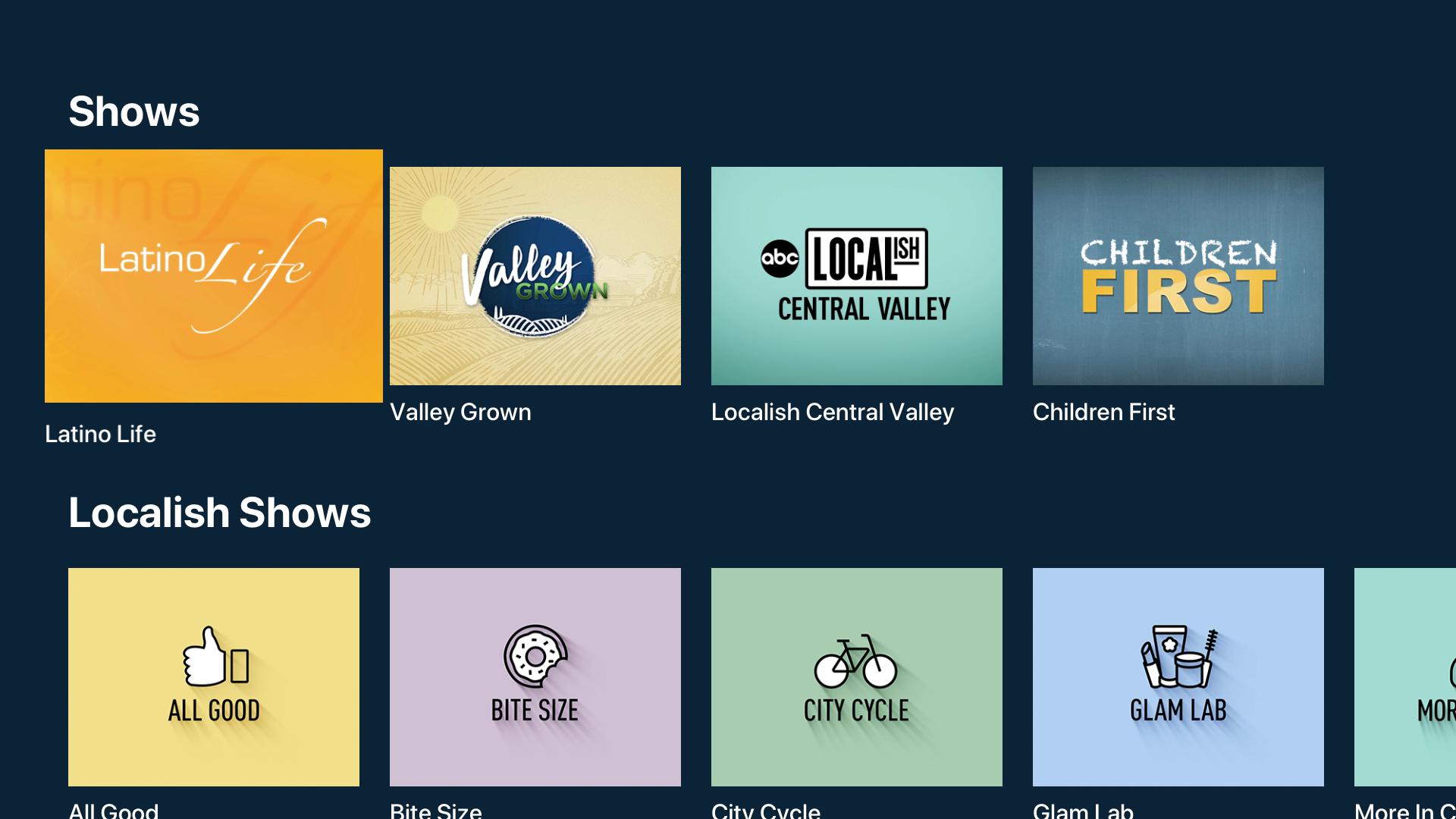 ABC30 Central CA screenshot 17