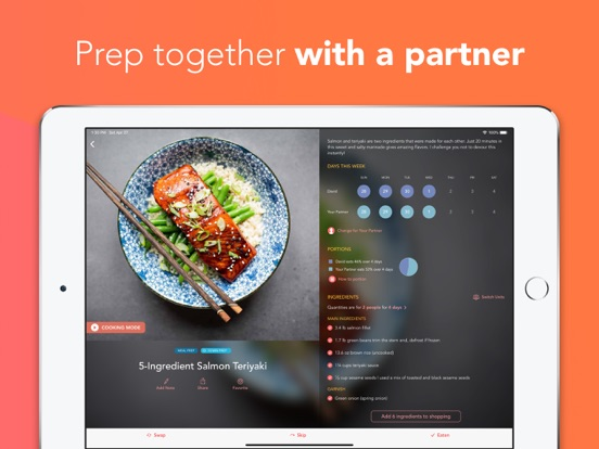 MealPrepPro: Meal prep planner screenshot 15