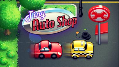 Tiny Auto Shop: Wheels Store screenshot one