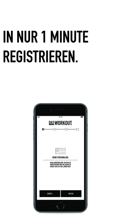 DAS WORKOUT. screenshot #1