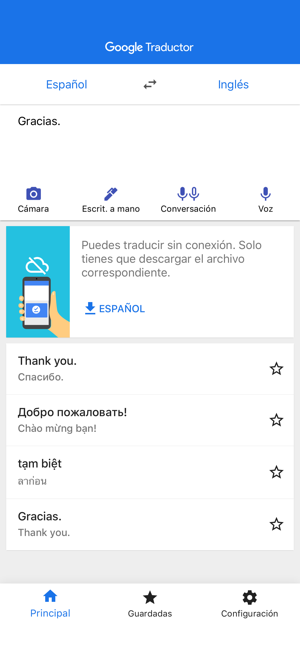 Google Traductor En App Store