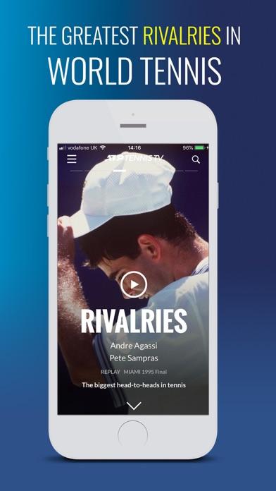 Tennis TV - Live Streaming Screenshot