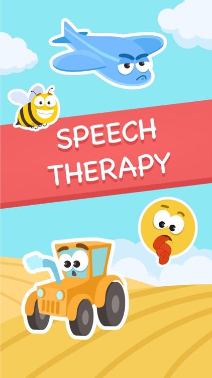 Miogym: Speech Therapy screenshot-0