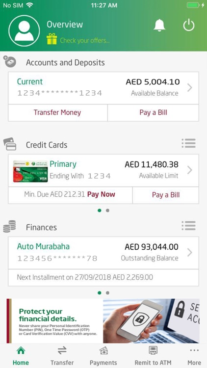 DIB MOBILE screenshot-2