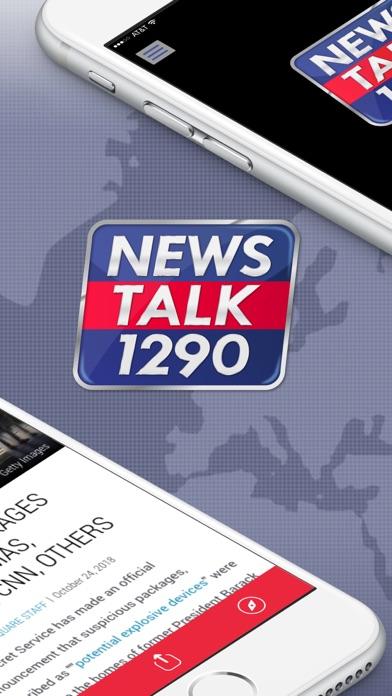 messages.download NewsTalk 1290 (KWFS-AM) software