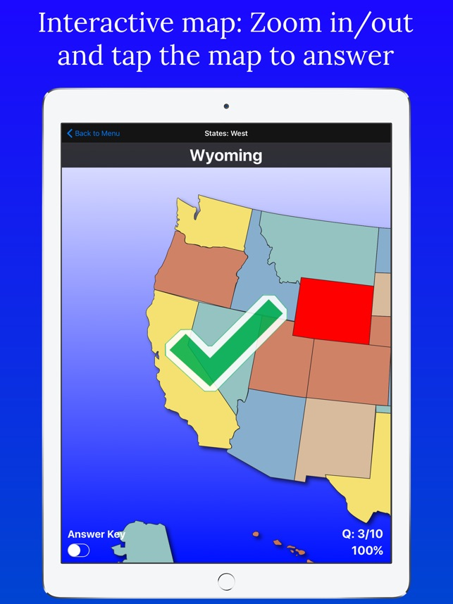 United States Map Quiz on the App Store on united states map test timed, united states map test usa, usa map test practice, map testing practice, united states map test printable, canada map test practice, africa map test practice, illinois map test practice, world map test practice, map-reading rit band practice, europe map test practice,