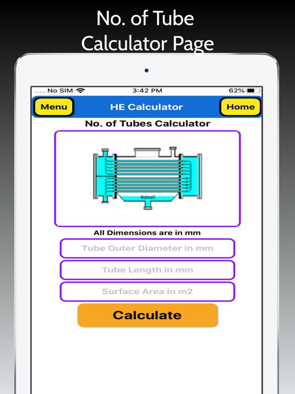 Heat Exchanger Area Pro screenshot 11