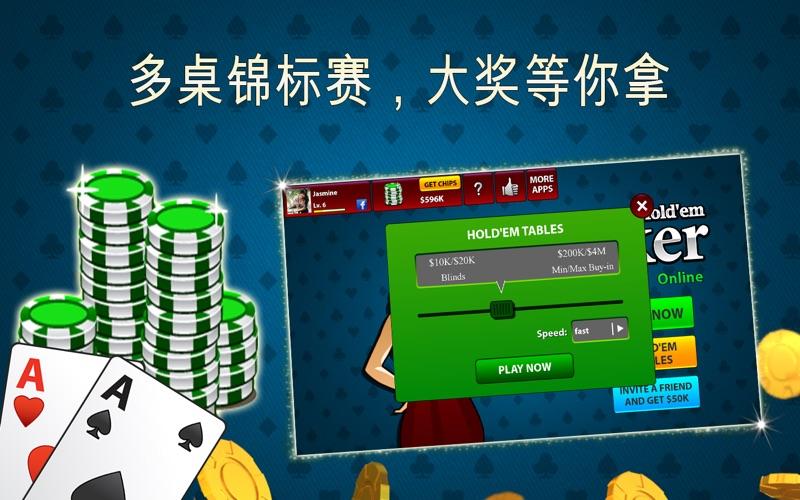 Texas Holdem Poker Online for Mac