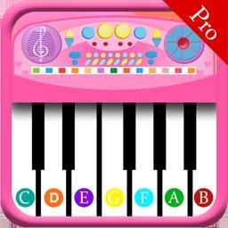 Kids Piano Games Music Pro
