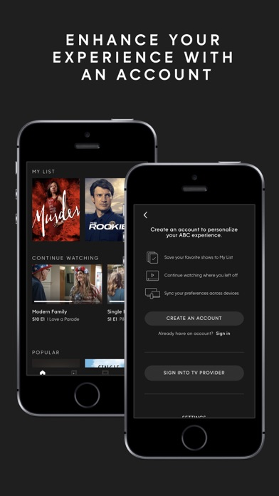 Abc Live Tv Full Episodes App Reviews - User Reviews of Abc