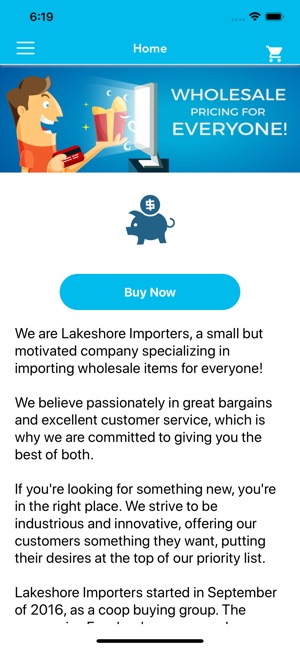 List Of Importers