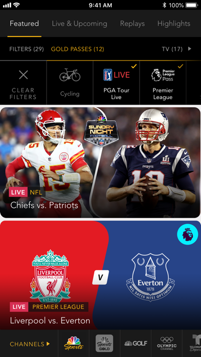 Top 10 Apps like NFL in 2019 for iPhone & iPad