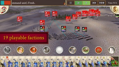 Screenshot for ROME: Total War in Philippines App Store