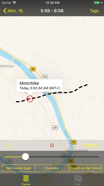 GPS Tracker Tool screenshot-4