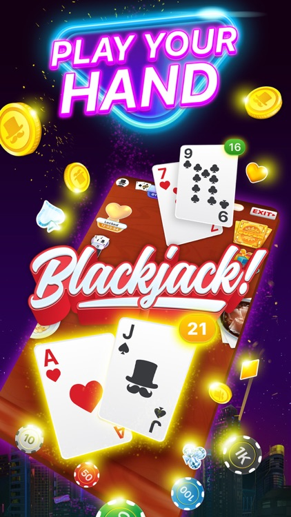 Lucky Day Blackjack