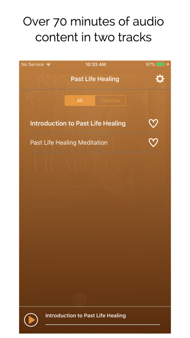 Past Life Healing screenshot 2