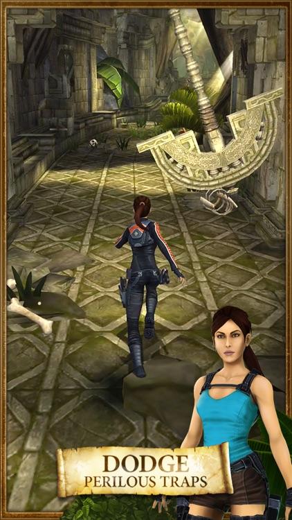 Lara Croft: Relic Run screenshot-0