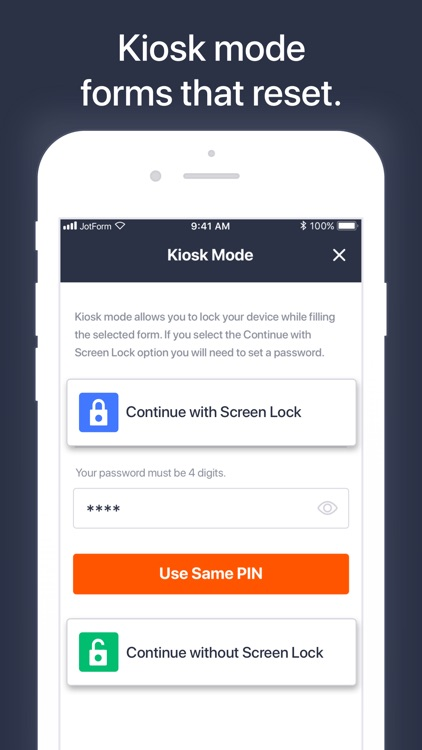 JotForm Mobile Forms & Surveys screenshot-7