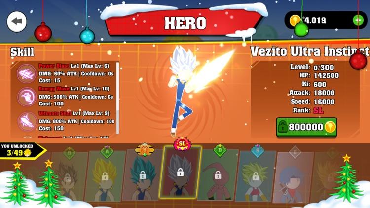 Stick Battle Fight: Super Game screenshot-8
